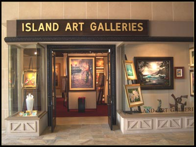 Island Art Galleries
